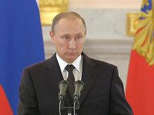 Владимир Путин: попытки потворствовать террористам надо расценивать как соучастие