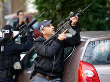 Религиозные общины Израиля устроили массовые протесты против службы в армии