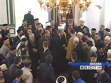 Представители ХАМАС прилетели в Москву