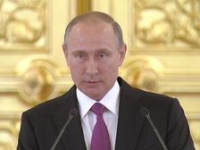Путин рассказал об уникальном коде россиян