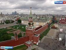 В Кремле прошел торжественный прием в честь праздника Победы