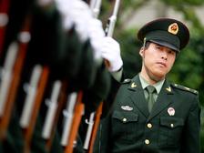 КНР строит первую зарубежную военную базу