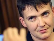 Надежда Савченко составила план изменения политической системы Украины