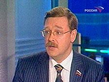 Косачев: принятие в Эстонии закона о памятниках чревато катастрофой