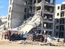 ВВС Израиля атаковали цели в Сирии и были обстреляны зенитными ракетами