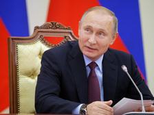 Путин поздравил избранного президента Республики Южная Осетия