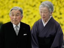Японский император Акихито покинет свой трон в марте 2019 года