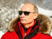 Песков: Путин ночует в тайге