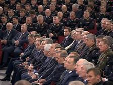 Путин произвел ротацию генералов силового блока