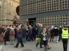 В Берлине открыт мемориал жертвам рождественского теракта