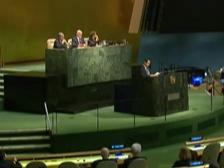 Генассамблея ООН приняла проект российской резолюции против прославления нацизма