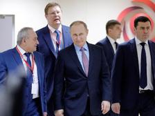 Путин запустил производство корабельных газотурбинных двигателей