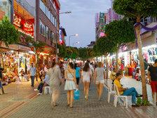 В Анталии запретили выпивать и появляться пьяным на улице