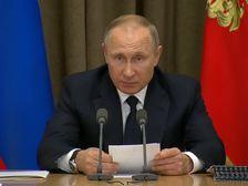 Путин: новая госпрограмма вооружений повысит боевой потенциал ВС РФ