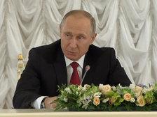 ПМЭФ: Путин встретился с экспертами Российского фонда прямых инвестиций