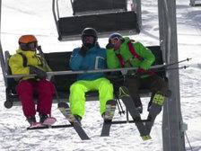 В Мурманской области горнолыжный сезон продлили до конца июня