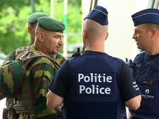 Беспорядки в Брюсселе: десятки хулиганов задержаны
