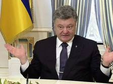 Петр Порошенко в очередной раз попрощался с Россией