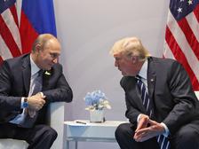 Переговоры Путина и Трампа продолжались более двух часов