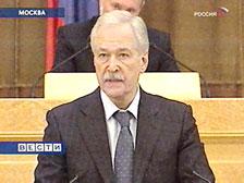 Грызлов: позиции президента и парламентского большинства совпадают