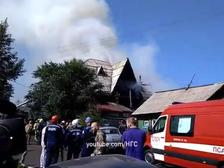 Пожар в красноярском доме престарелых: у пациентов не было возможности спастись