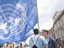 Путин: Россия поддерживает реформу ООН