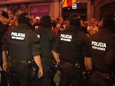 """Профсоюзы Каталонии хотят выступить против """"государственного насилия"""""""
