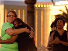 В Лас-Вегасе состоялась траурная церемония в память о жертвах массового расстрела