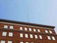 В Сан-Франциско с закрытого здания российского консульства сорвали государственный флаг