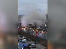 Трагедия в Ижевске: в разрушенном подъезде жили 100 человек