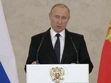 Путин: в Санкт-Петербурге был совершен террористический акт
