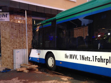 В Германии в ДТП попал школьный автобус