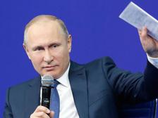 ЦИК зарегистрировал Путина кандидатом в президенты