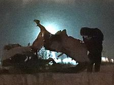Следком: Ан-148 взорвался после падения