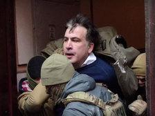 Выдворенный Саакашвили готовит план по возвращению на Украину