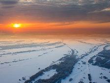 Зима упирается: Россия встретит весну 20-градусными морозами