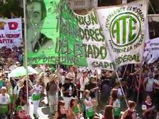 Аргентинские педагоги требуют повышения зарплаты