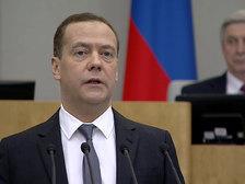 Медведев: Россия выжила, несмотря на шесть лет испытаний
