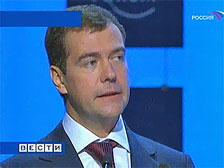 Медведев расскажет про нацпроекты всё