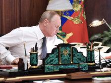 Путин подписал указ о введении санкций к Украине