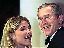 Дочь Буша написала книгу о матери-одиночке