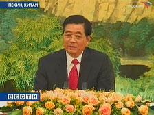 Глава КНР приезжает в Россию