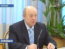 Фрадков: Россия и Китай ставят задачу улучшить структуру взаимной торговли