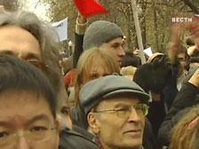 В Кремле изучат опыт дня митингов 14 апреля