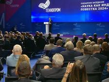 Владимир Путин: Россия способна осуществить научно-технологический прорыв