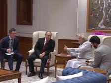 Эксперты: Россия и Индия - привилегированные стратегические партнеры