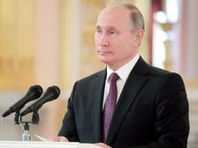 Путин: безусловный приоритет России - борьба с терроризмом