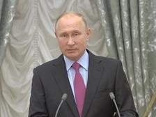 Путин: любое вторжение в ход выборов должно жестко пресекаться