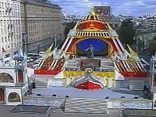 Кремлевская Зоря пройдет по центру Москвы