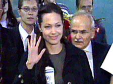 Анджелина Джоли прилетела во Вьетнам за новым ребенком
